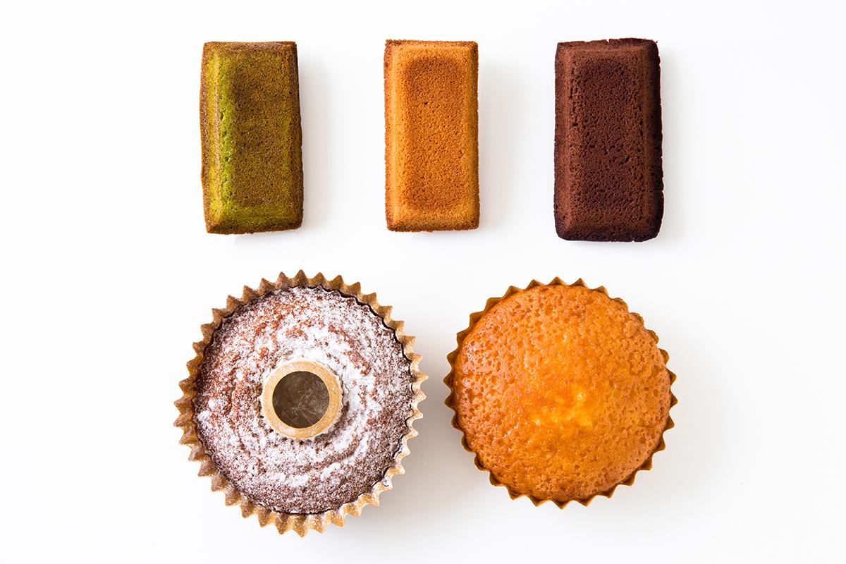 立川伊勢丹1Fのエミリーフローのオリジナル焼き菓子の詰め合わせ。