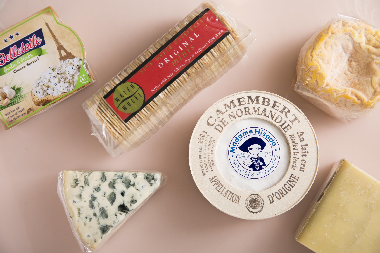 チーズ好きな方へのお土産ならサロン・ド・テ・チーズ王国