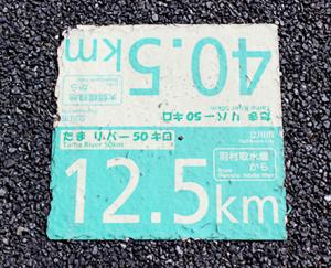 道に迷ったら道路標識を見よう!