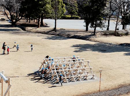 立川公園ガニガラ広場