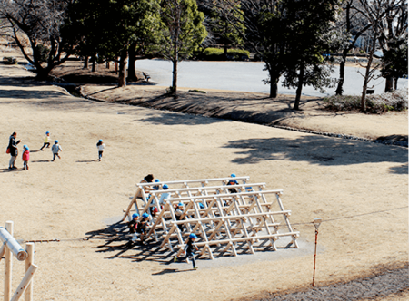 Tachikawa Park Ganigara Square