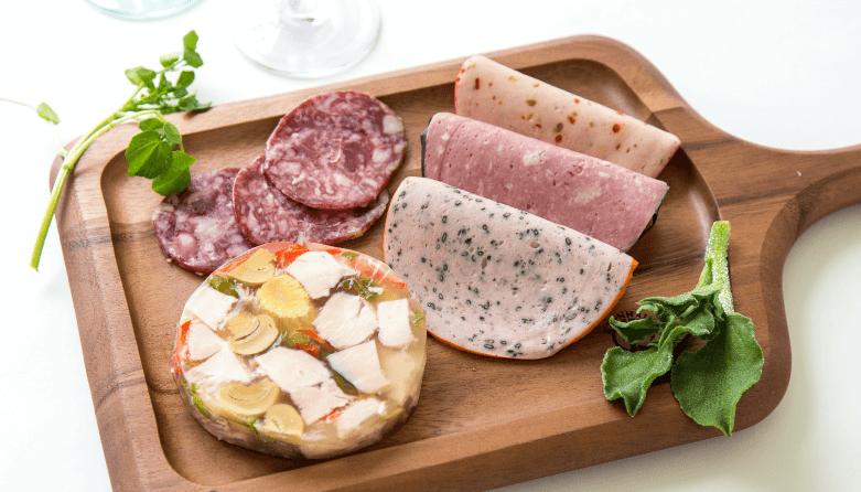 Seehof作坊 萨拉米、火腿和肉冻