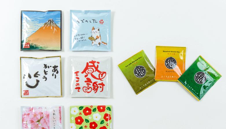 菊川園 Greeting Tea Bag(グリーティングティーバッグ)