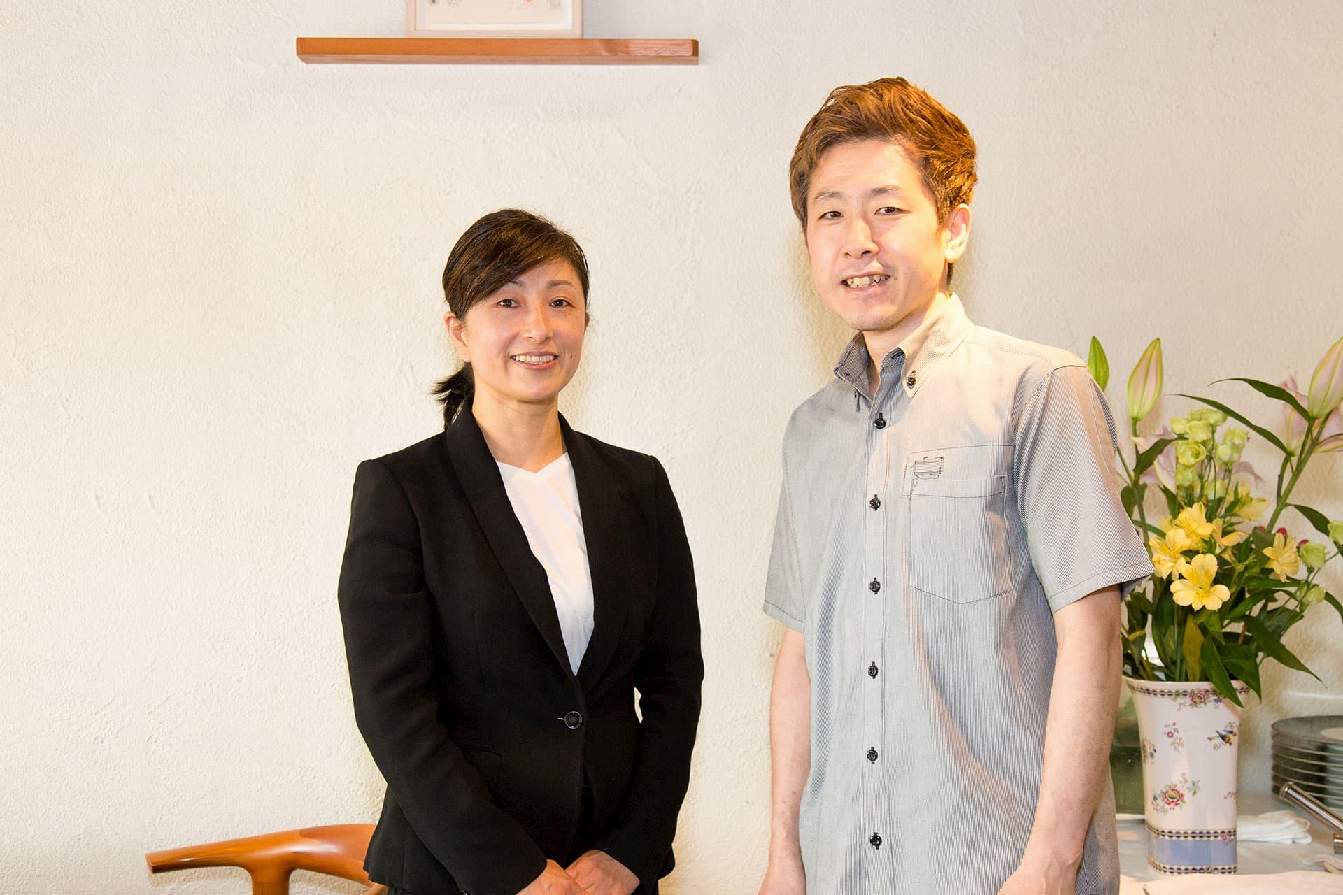 Restaurant27(レストランヴァンセット) オーナーシェフの大澤聡(おおさわ さとし)さん