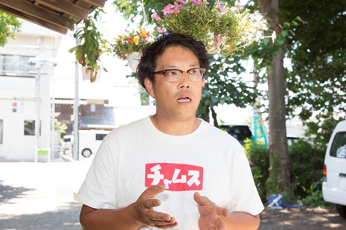 オーナーの滝島 聡(たきしま さとし)さん